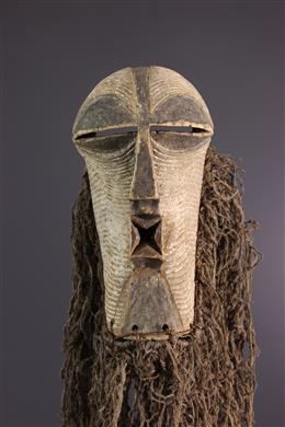 Large kifwebe mask kikashi Songye