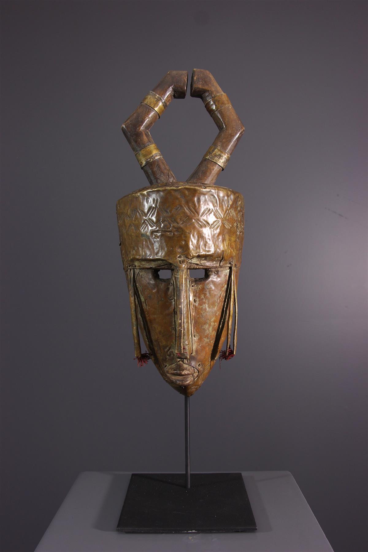 Markha Mask - Tribal art