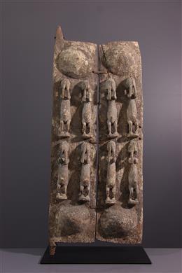 Tribal art - Dogon attic section
