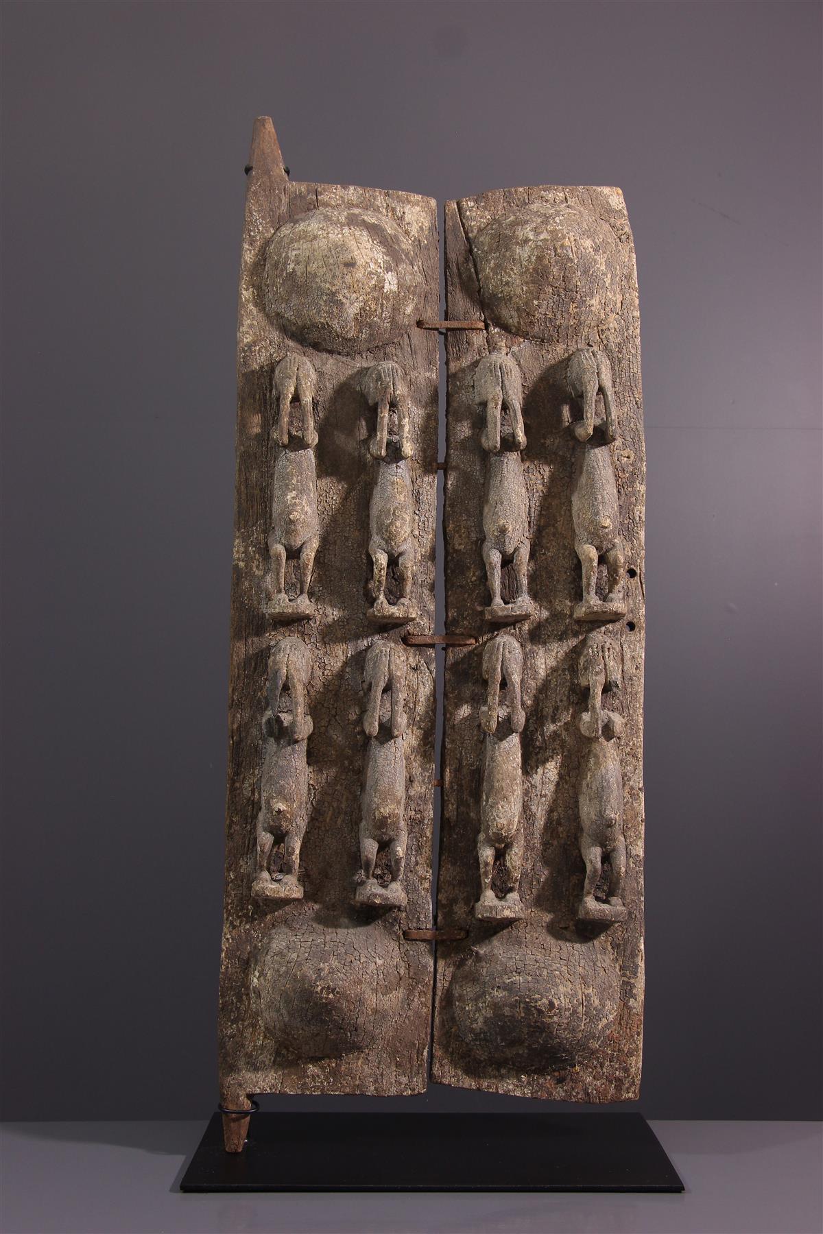 Dogon Stream - Tribal art