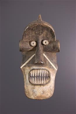 Tribal art - Cameroon Bafo Mask