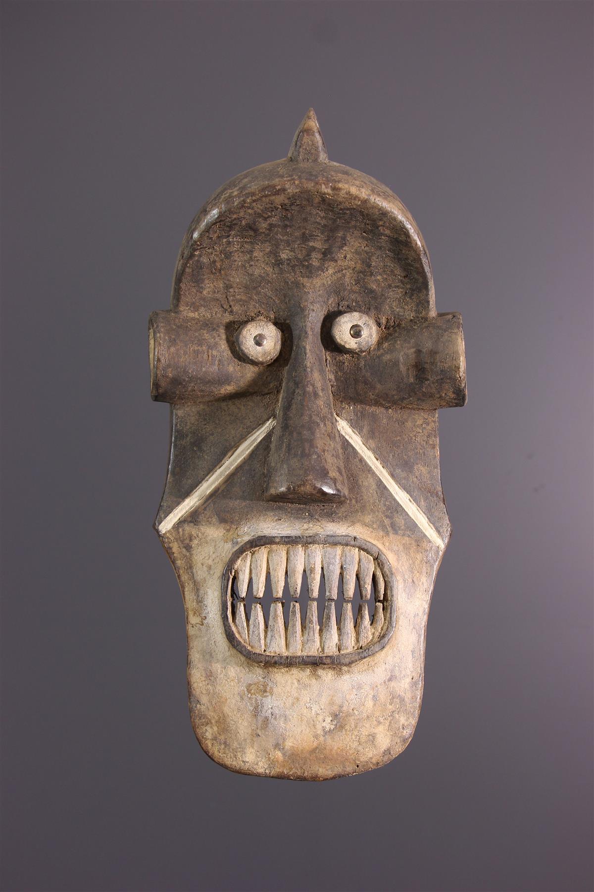 Kete Mask - Tribal art
