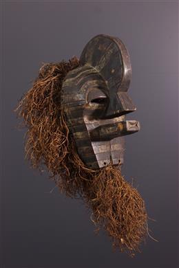 Tribal art - Kifwebe Songye Mask