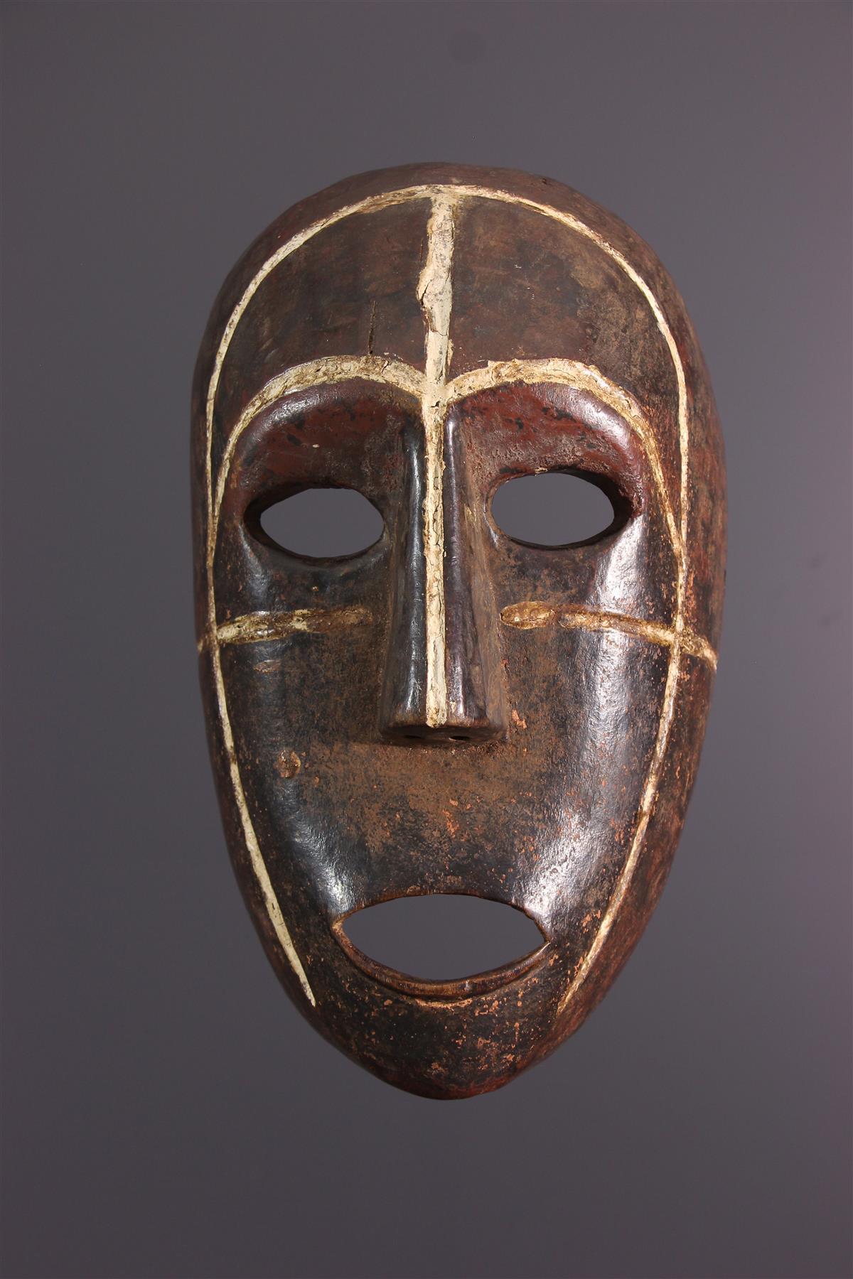 Masque Ziba - Tribal art