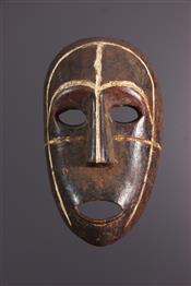 Masque africainMasque Ziba