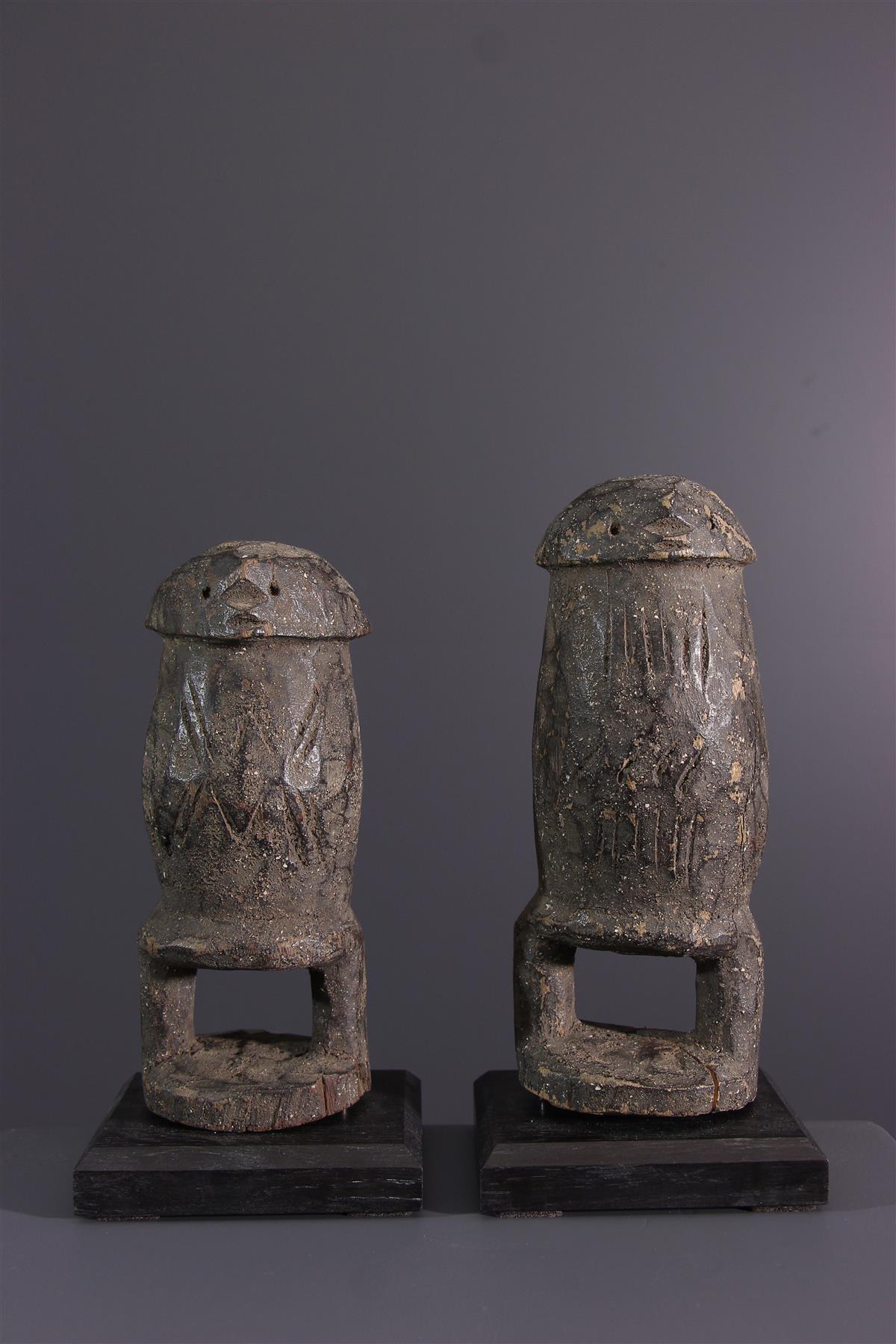 Losso Statues - Tribal art