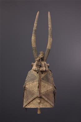 Large bobo Molo mask