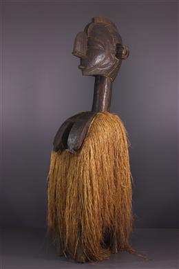 Tribal art - Big Baga Nimba Mask