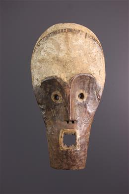 Tribal art - Songola Mask