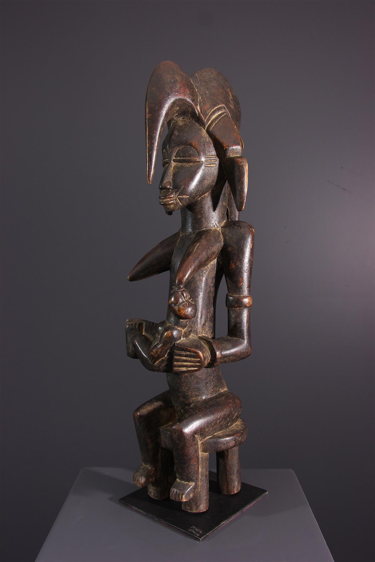 Tugubele Maternity - Tribal art