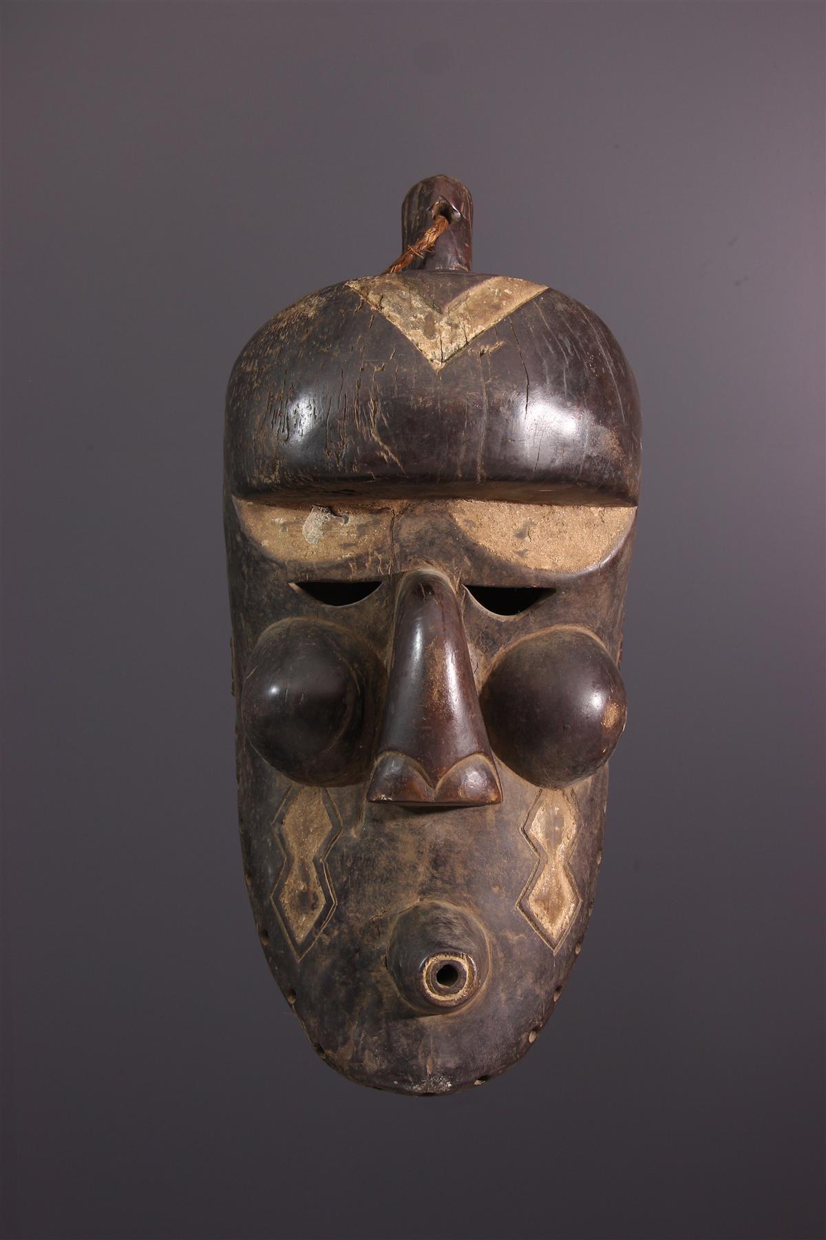 Binji Mask - Tribal art