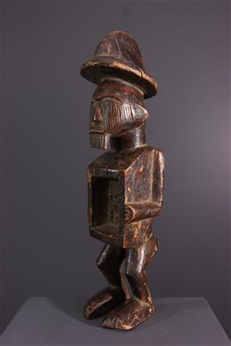 Tribal art - Figure of power Buti Teke