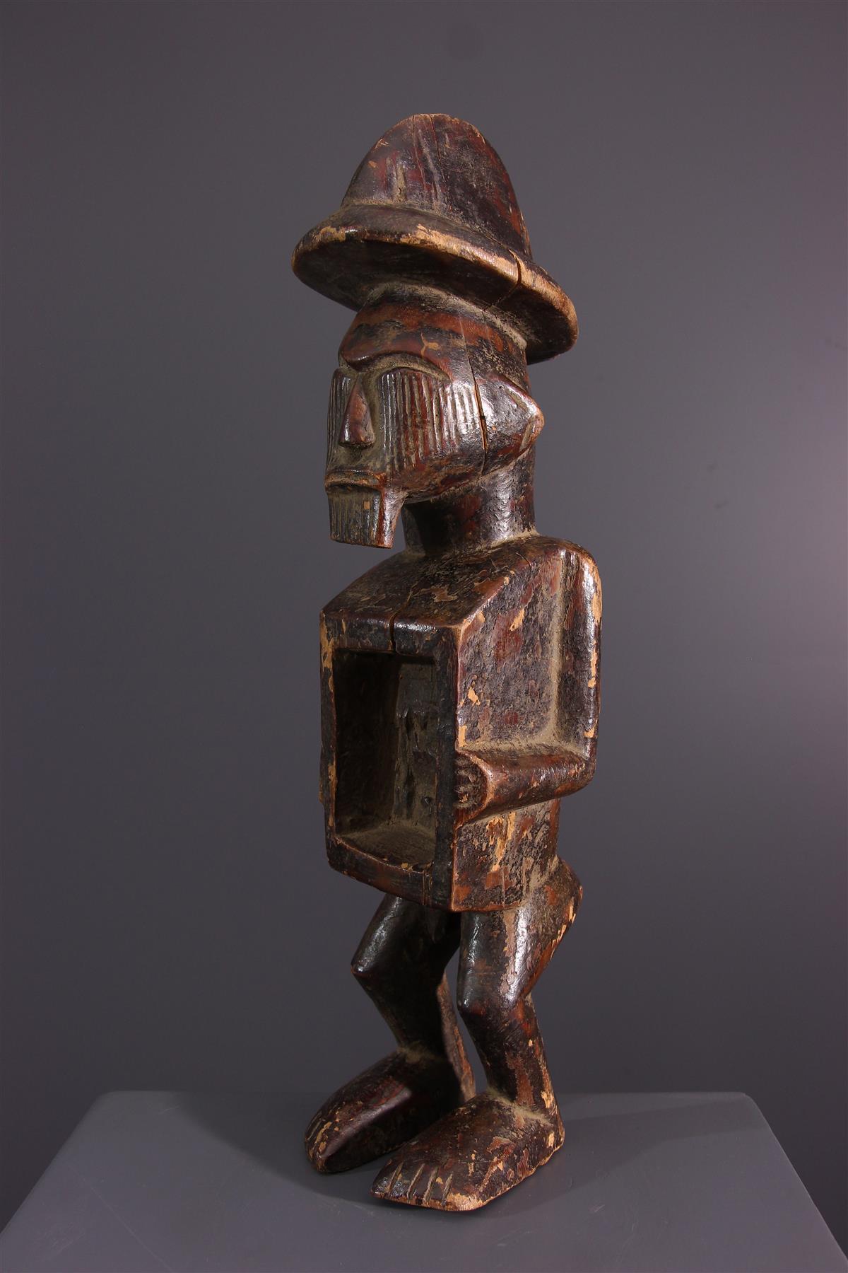 Statue Teke - Tribal art