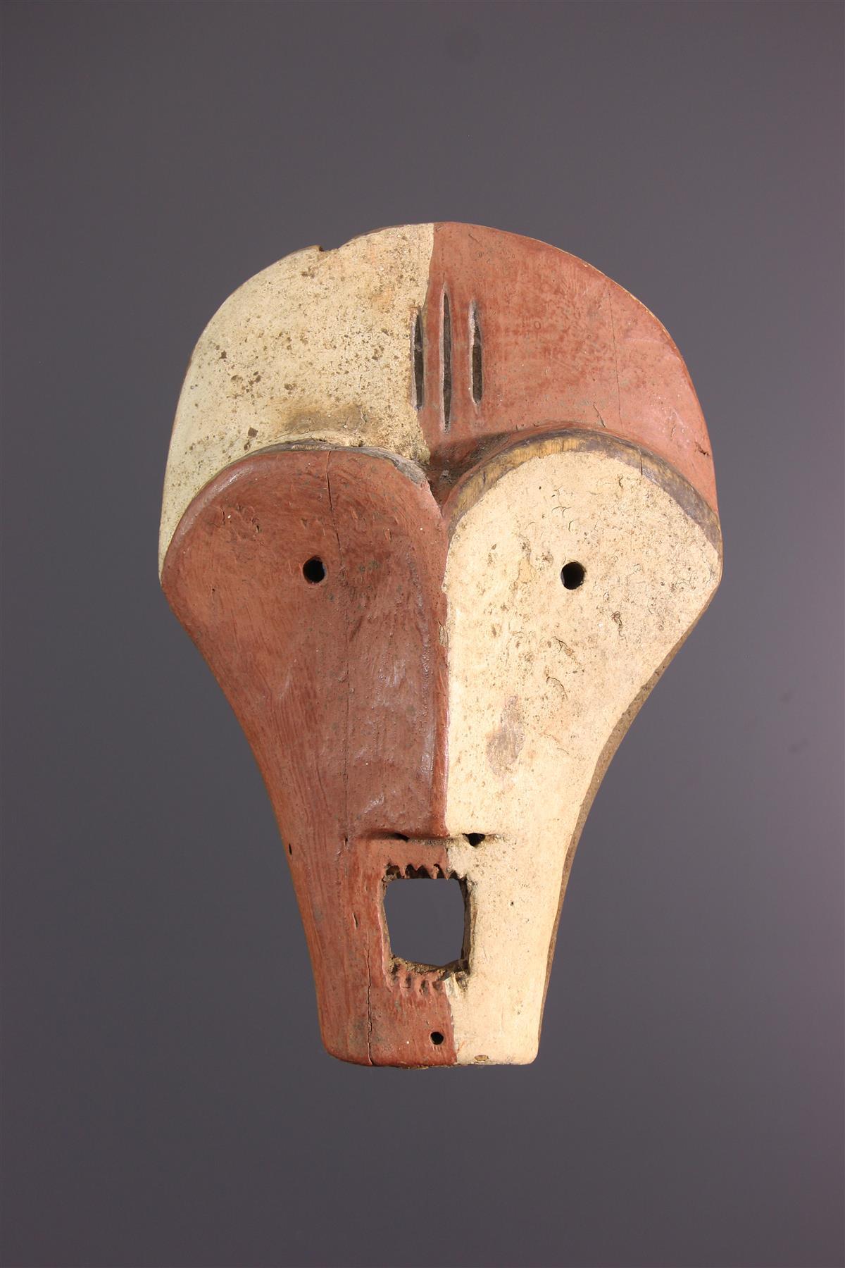 Jonga Mask - Tribal art