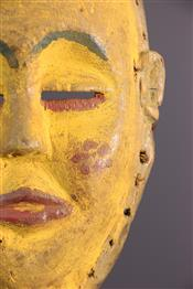 Masque africainKwese Mask