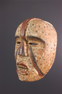 Tribal art - Great Mask Kumbukutu Ndunga Woyo