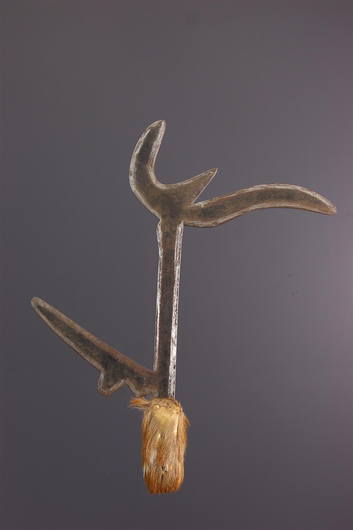 Zande Arms - Tribal art