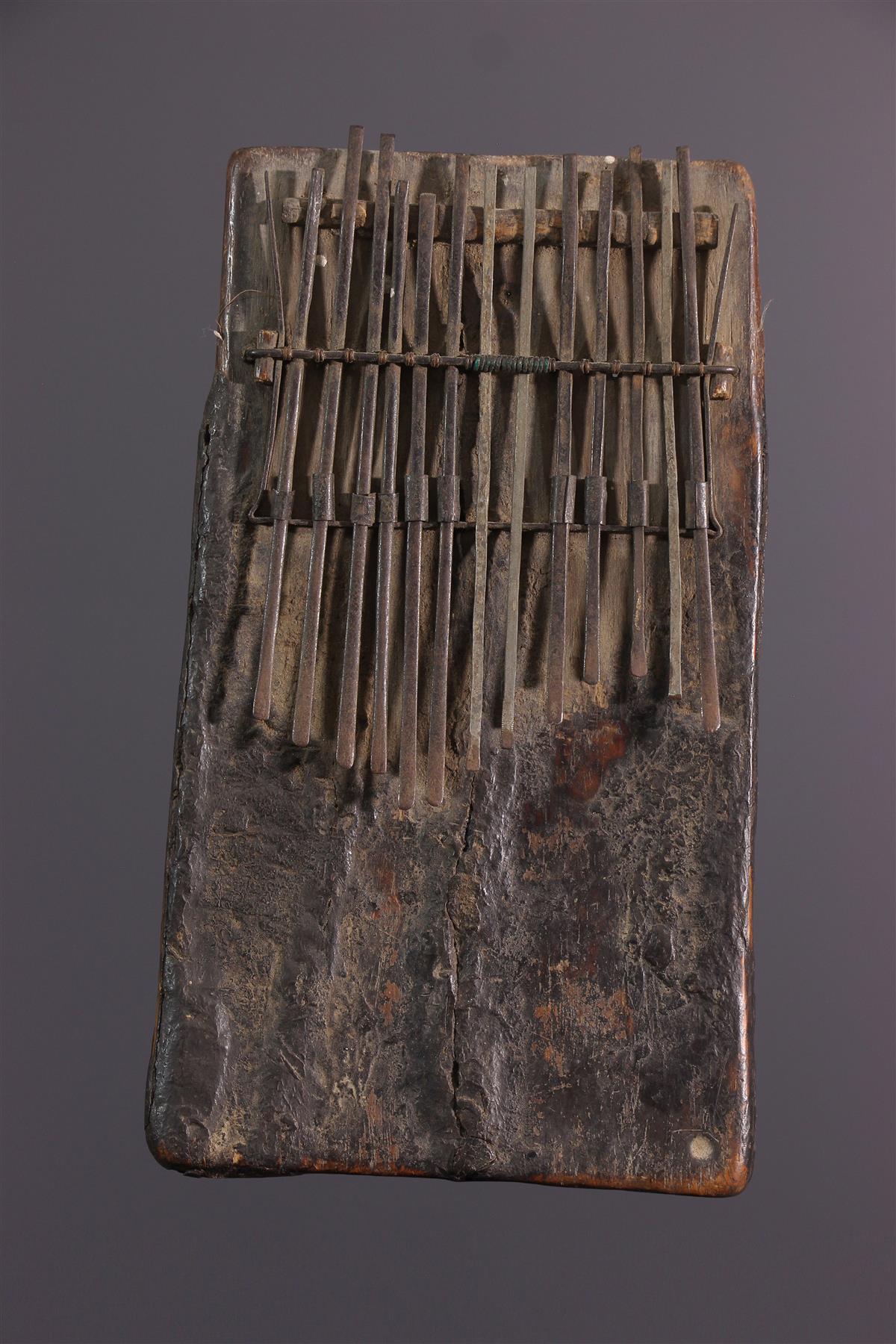 Sanza Kongo - Tribal art