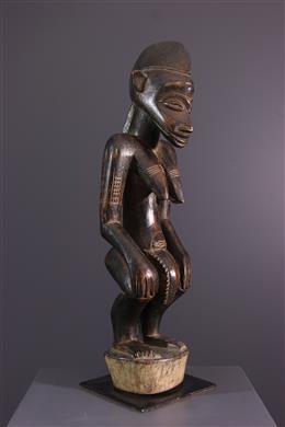 Tribal art - Female figure Senoufo Tugubele