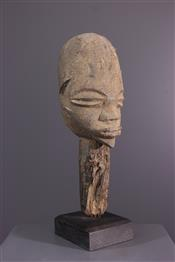 Statues africainesHead Lobi
