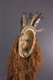 Masque africainMbunda Mask