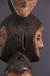 Statues africainesLega statue