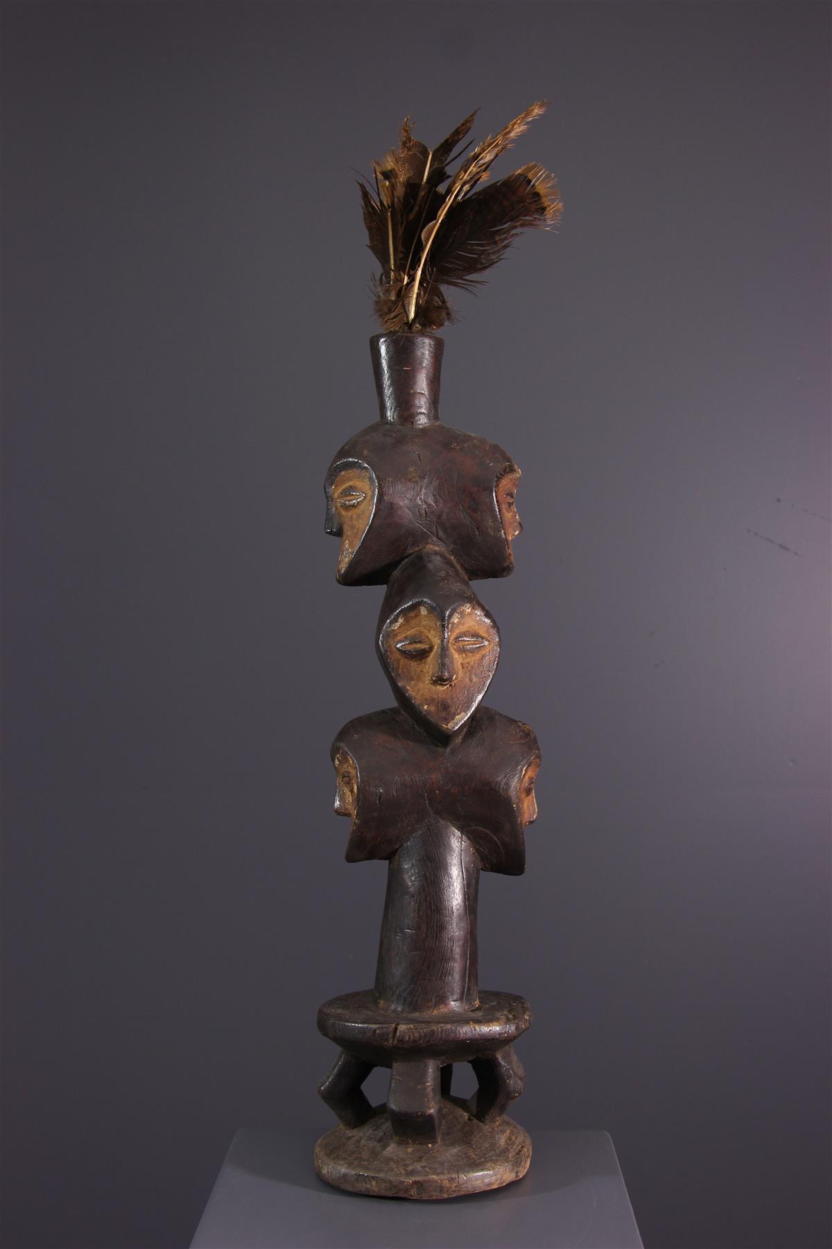 Lega statue - Tribal art