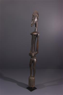 Tribal art - Statue pestle Debele Senoufo