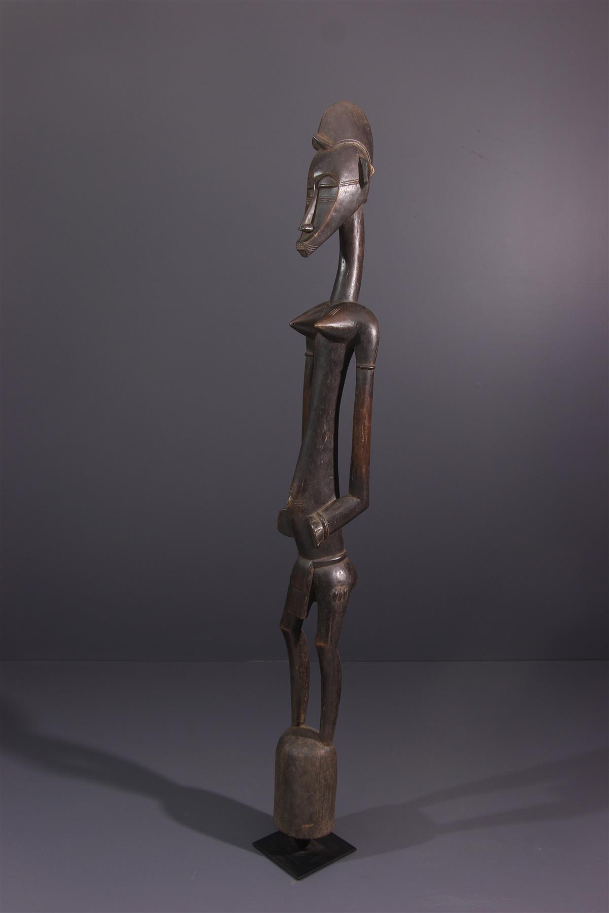 Statue Senoufo - Tribal art