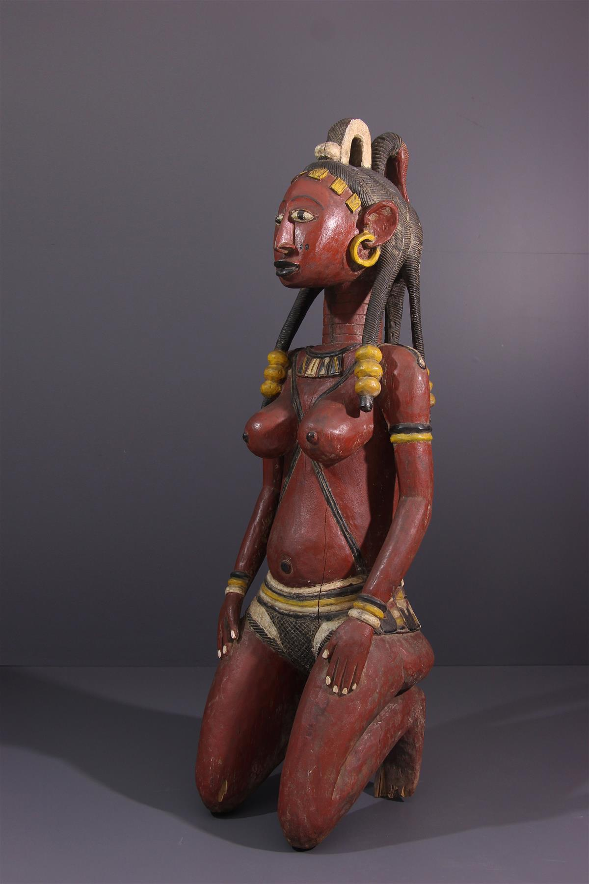 Statue Baga - Tribal art