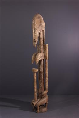 Tribal art - Altar figure Bombou-toro Dogon