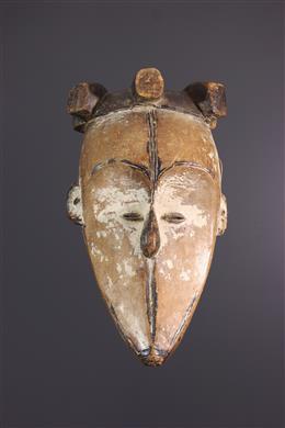 Tribal art - Fang / Tsogho du Ngil Mask