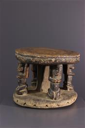 Tabourets, chaises, trônesDogon stool