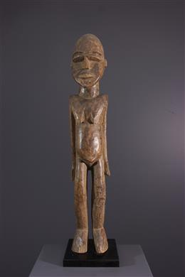 Lobi lineage ancestor statue
