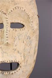 Masque africainMasque Kumu