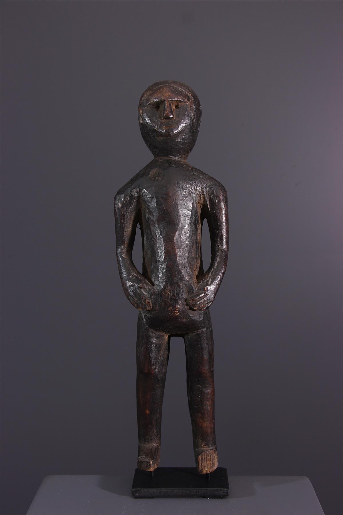Zigua Statue - Tribal art