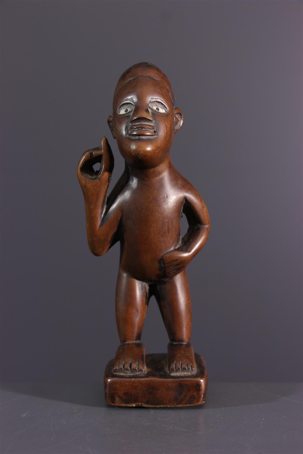 Yombe figure - Tribal art