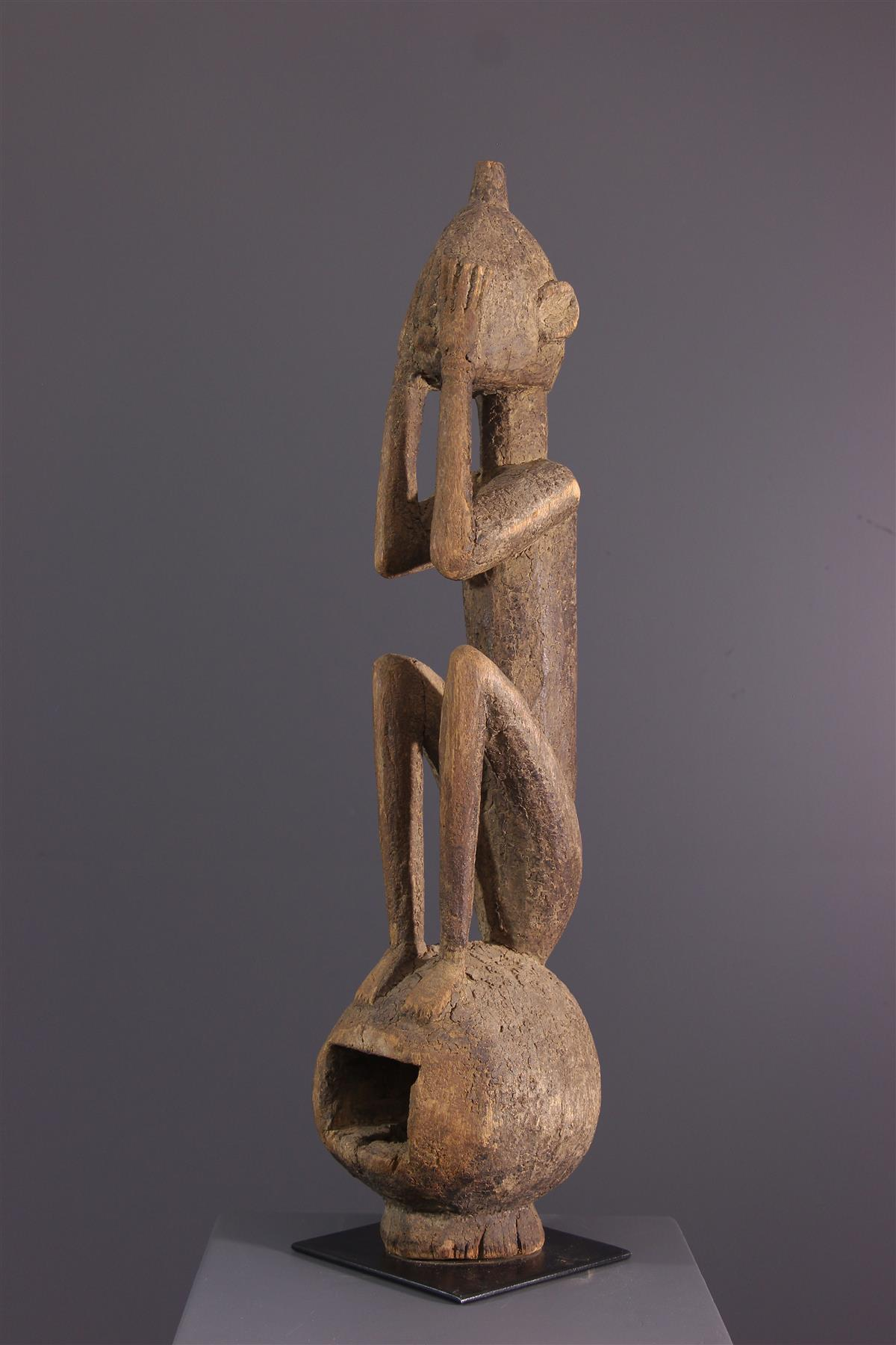 Statue Dogon - Tribal art
