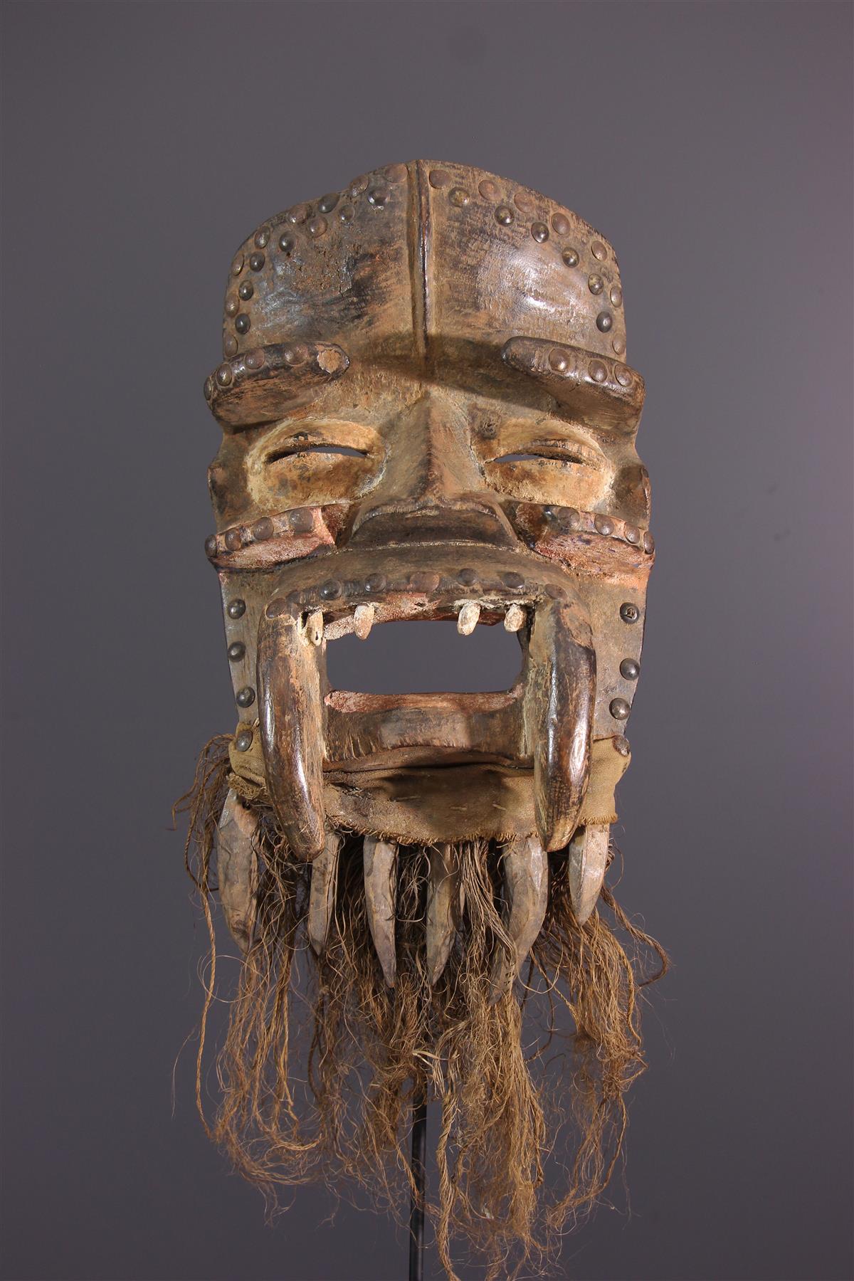 Beté Mask - Tribal art