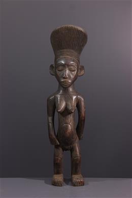 Tribal art - Ancestor figure Mangbetu Nebeli