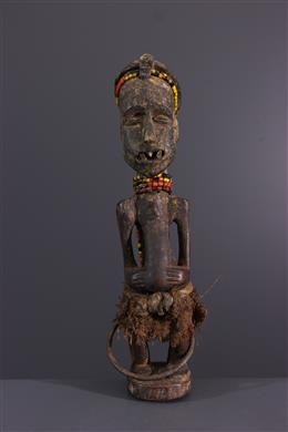 Tribal art - Fetish Bena Kanioka, Kanyok