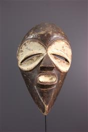 Masque africainBabindji Mask
