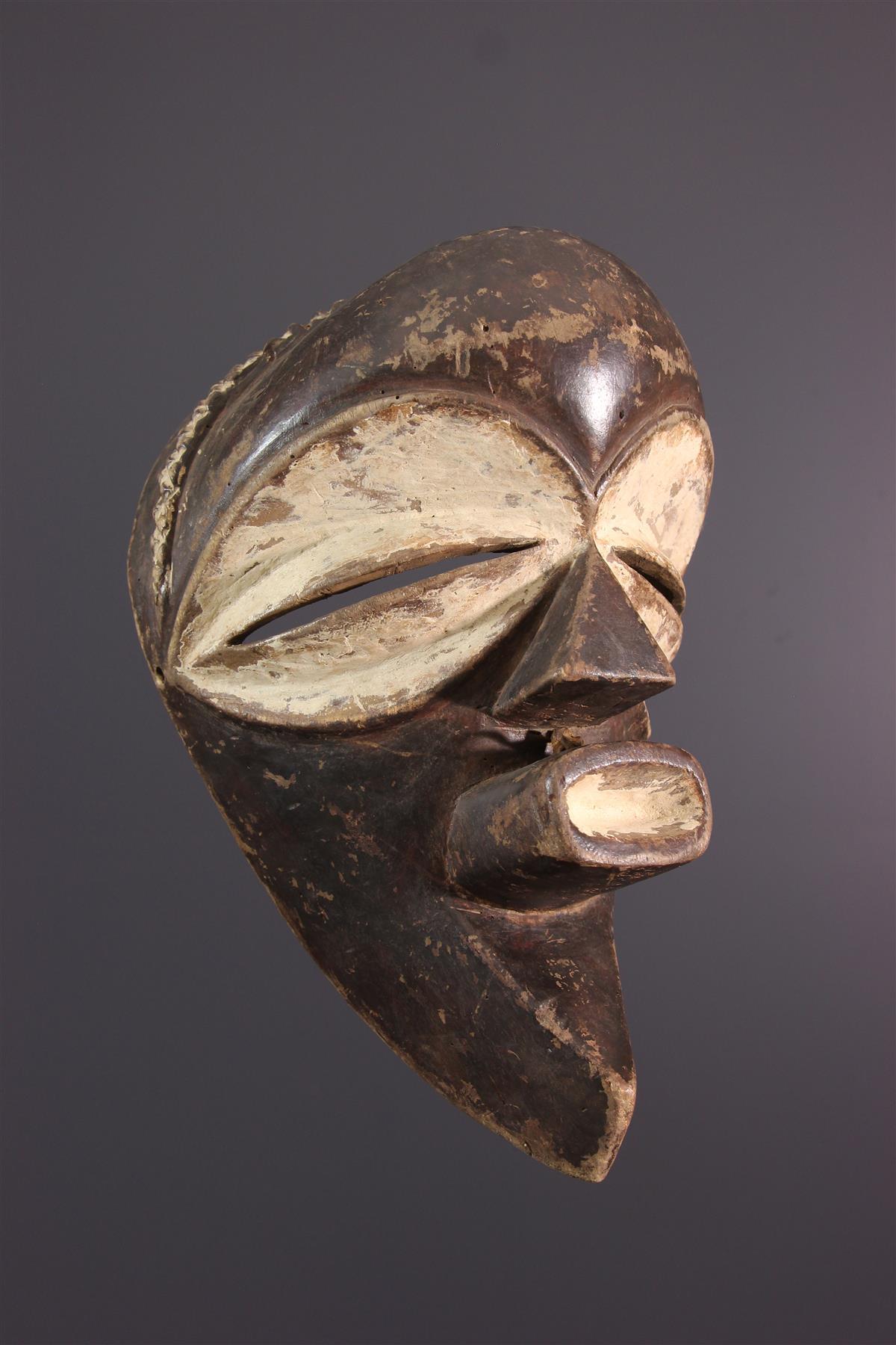 Babindji Mask - Tribal art