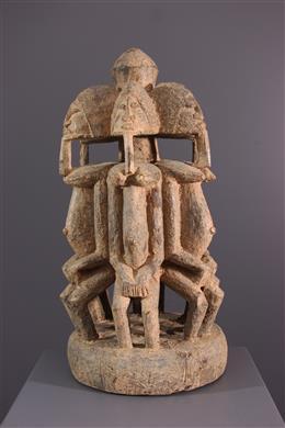 Tribal art - Dogon Toro Altar