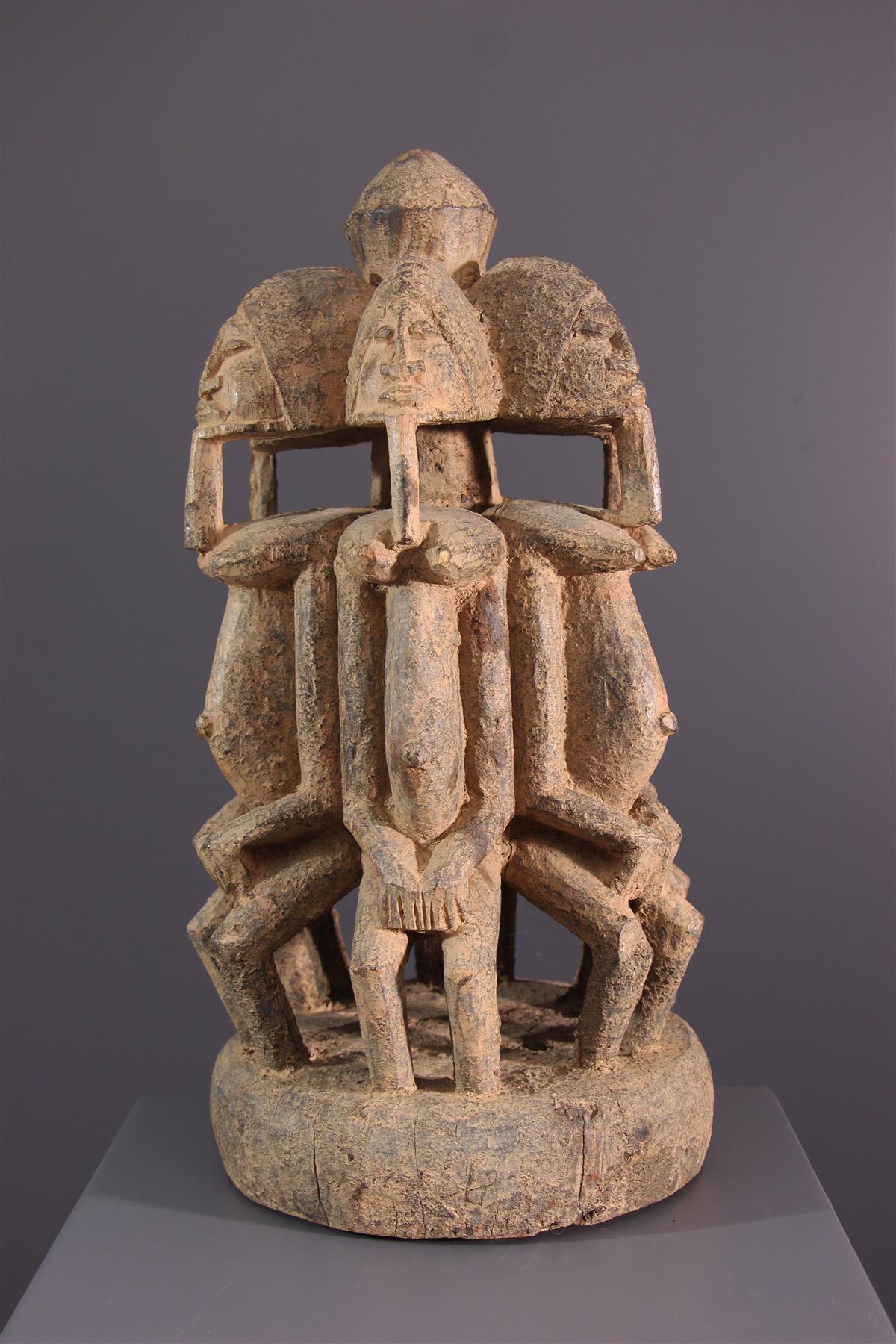 Dogon Altar - Tribal art