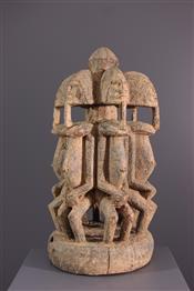 Statues africainesDogon Altar