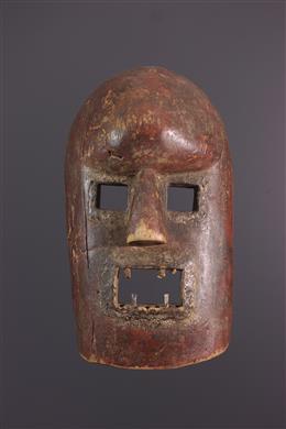 Tribal art - Masque tribal Kumu