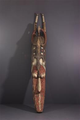 Tribal art - Baga Banda-kumbaduba mask