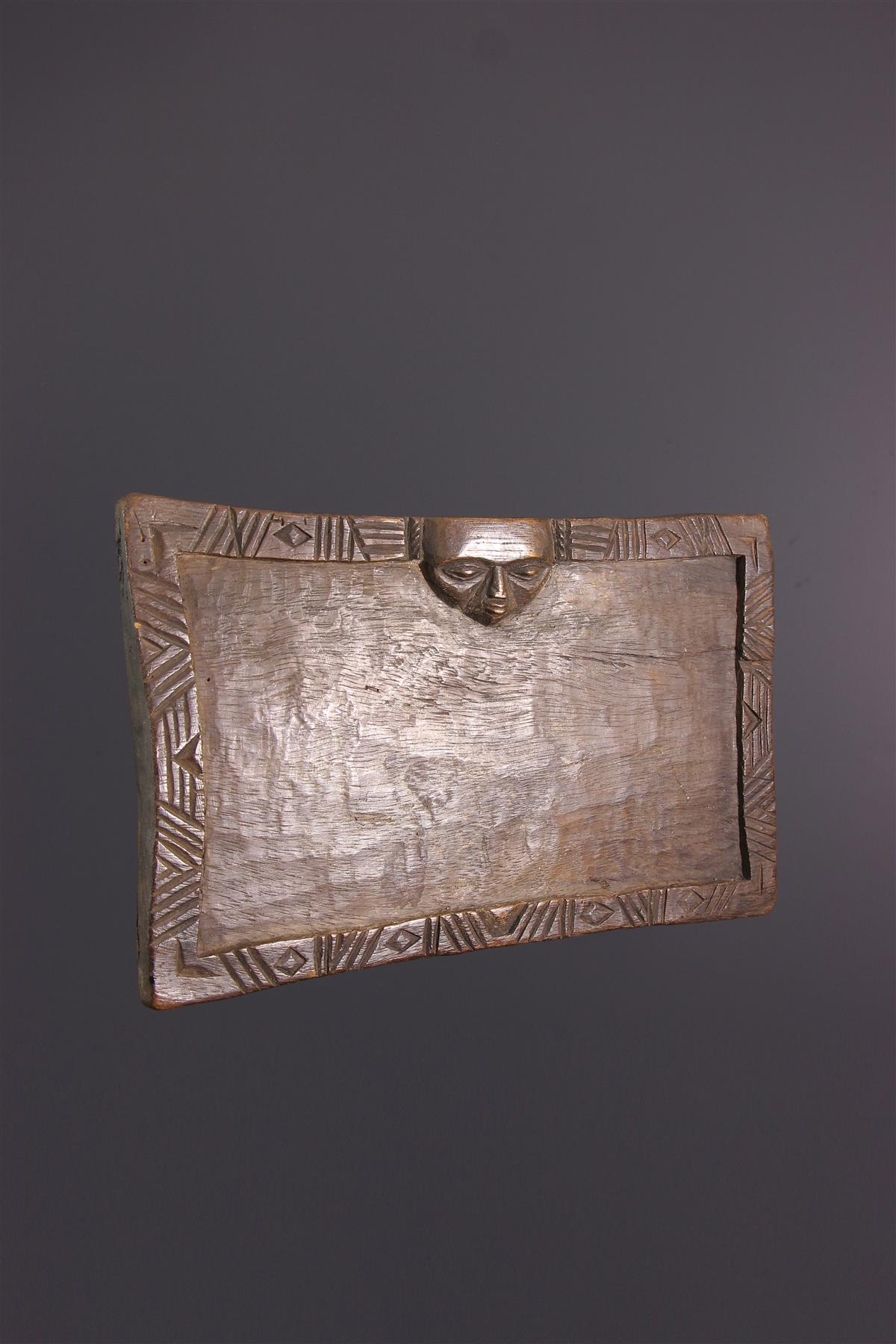 Yoruba Tablet - Tribal art