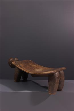 Mossi or Bwa stool